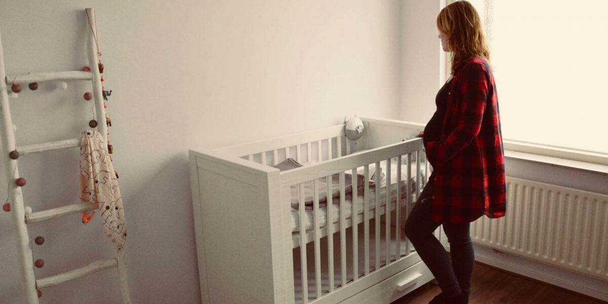 Kimberly zwanger kleur