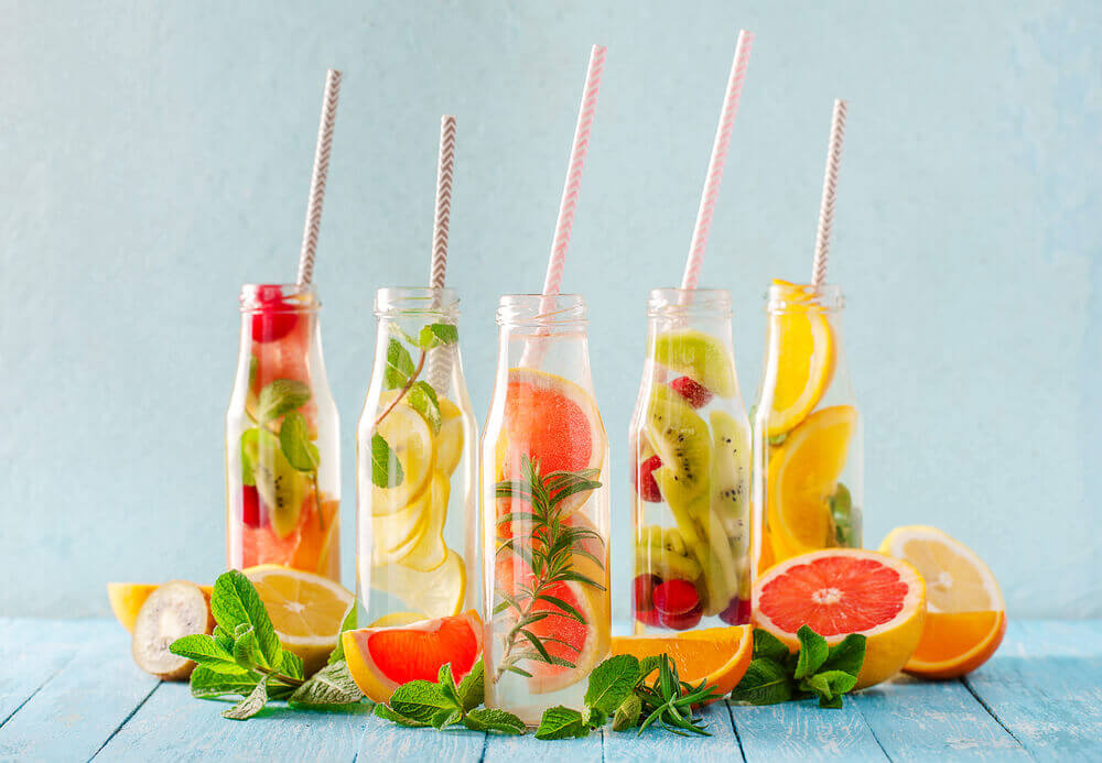 BS fruit water