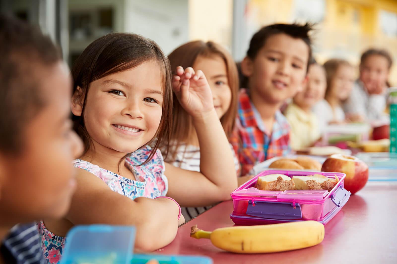 basis school lunch