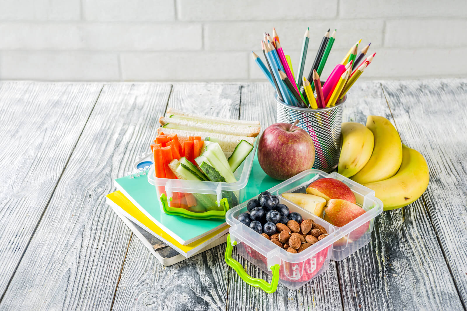 bigstock Healthy School Lunch Box 314080888